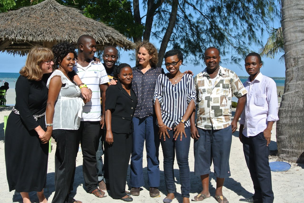 Kigamboni, Dar es Salaam - Graduate Network - Working Group